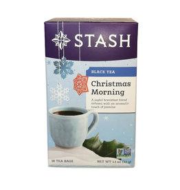 Stash Stash - Tea, Christmas Morning Black & Green (18bg)