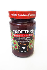 Crofters Organic Crofters Organic - Just Fruit Spread, Raspberry (383ml)