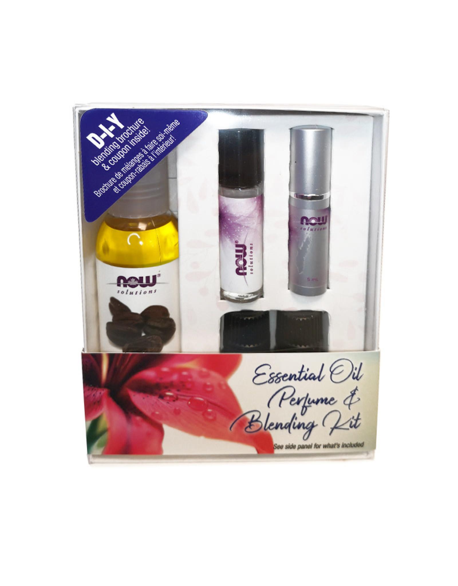 NOW Essential Oils NOW Essentials - Perfume & Blending Gift Set