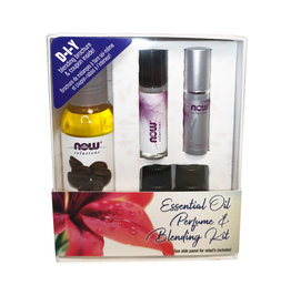 NOW Essential Oils NOW Essentials - Perfume & Blending Gift Set