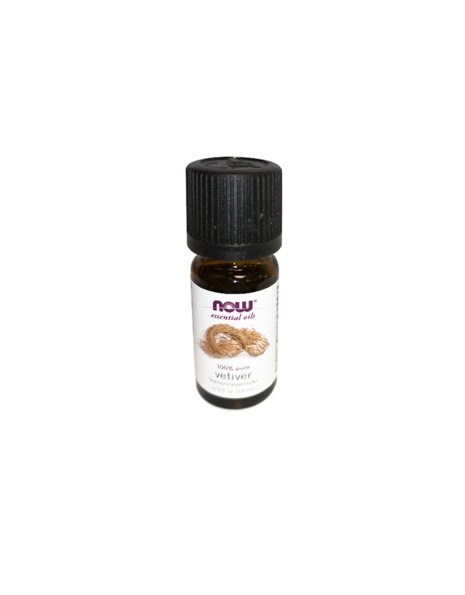 NOW Essential Oils NOW Essential Oils - Vetiver Oil (10ml)