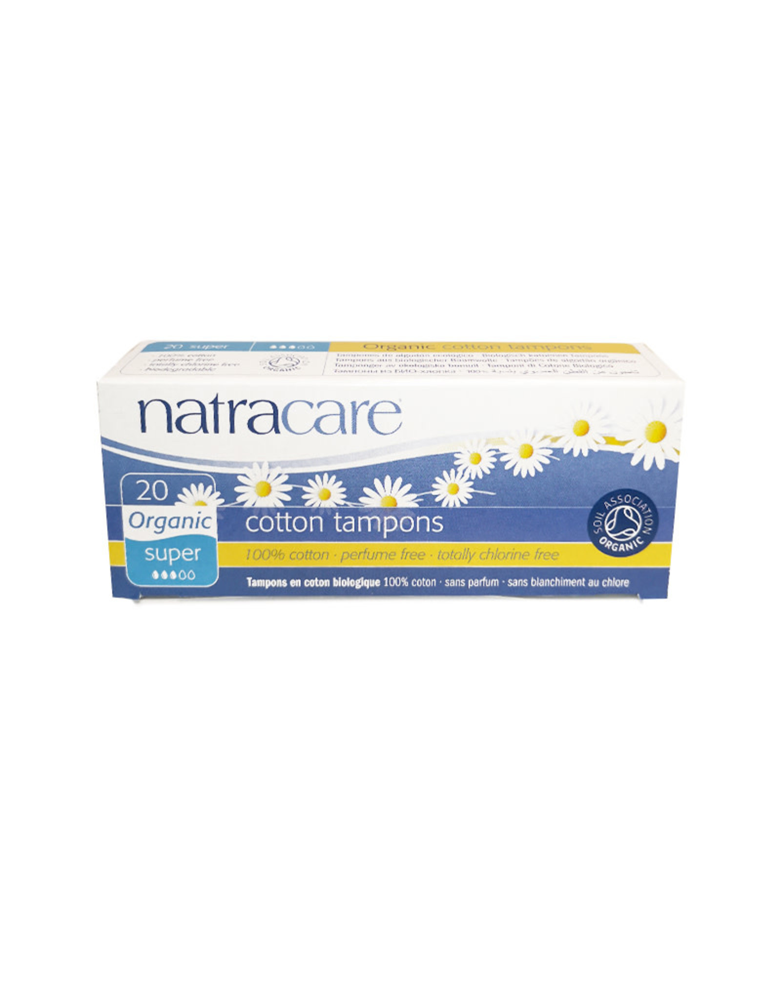Natracare Natracare - Tampons, Super (20ct)