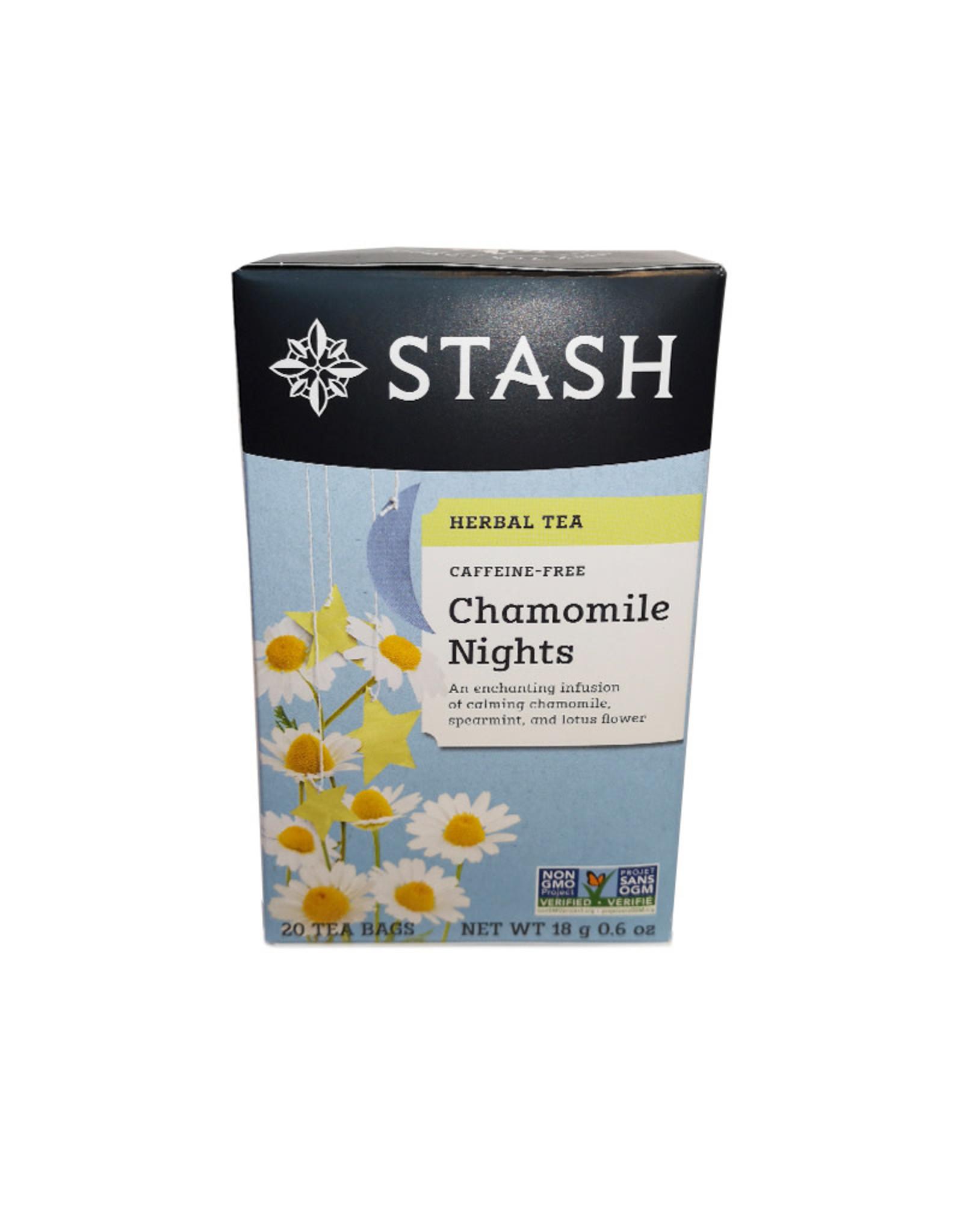 Stash Stash - Tea, Chamomile Nights (20bg)