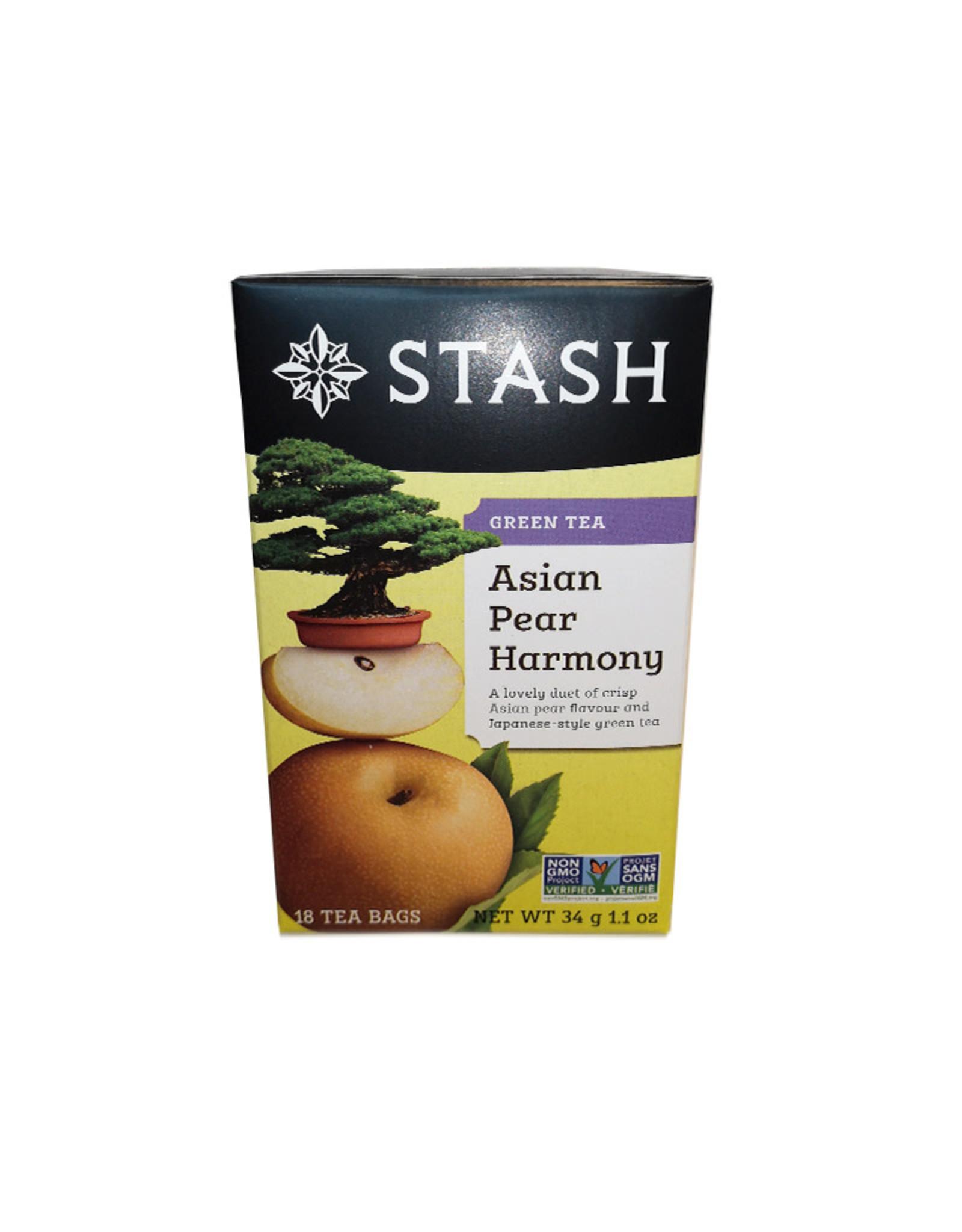 Stash Stash - Tea, Asian Pear Harmony (18bg)