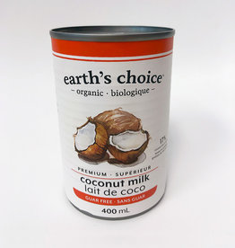 Earths Choice Earth's Choice - Organic Coconut Milk, Guar Gum Free