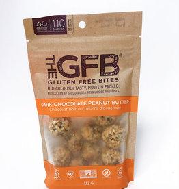 Gluten Free Bar The GFB - Bites, Dark Chocolate Peanut Butter (113g)