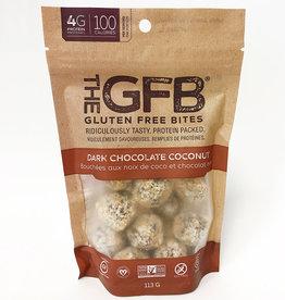 Gluten Free Bar The GFB - Bites, Dark Chocolate Coconut (113g)