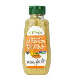 Primal Kitchen Primal Kitchen - Organic Brown Mustard, Spicy (325ml)