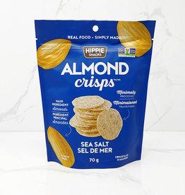 Hippie Snacks Hippie Snacks - Almond Crisps, Sea Salt