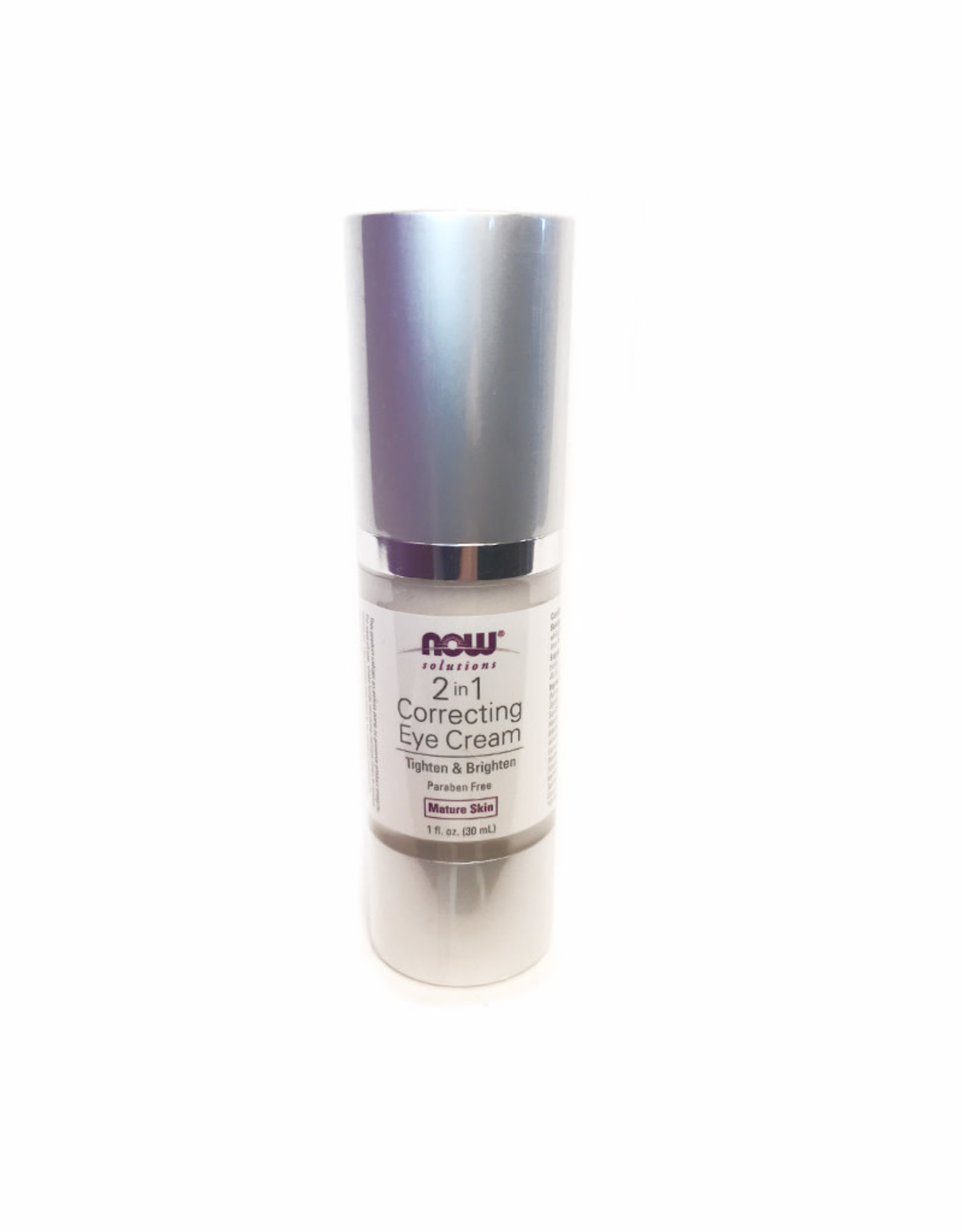Now Solutions NOW Solutions - 2 in 1 Correcting Eye Cream (30ml)
