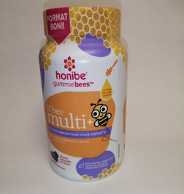 Honibe Honibe - Kid Immune Boost Gummies, Mixed Berry (70ct)