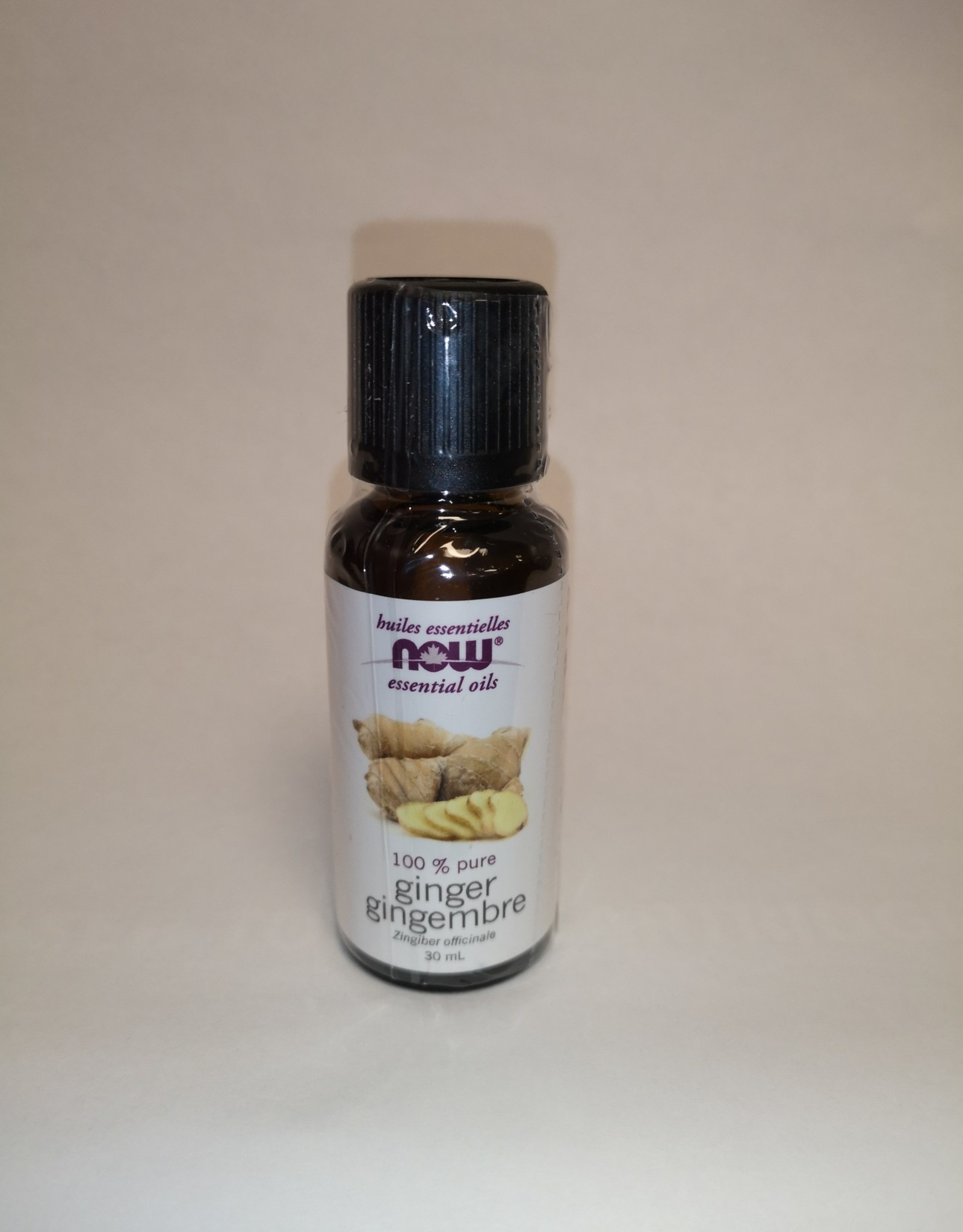 NOW Essential Oils NOW Essential Oils - Ginger (30ml)