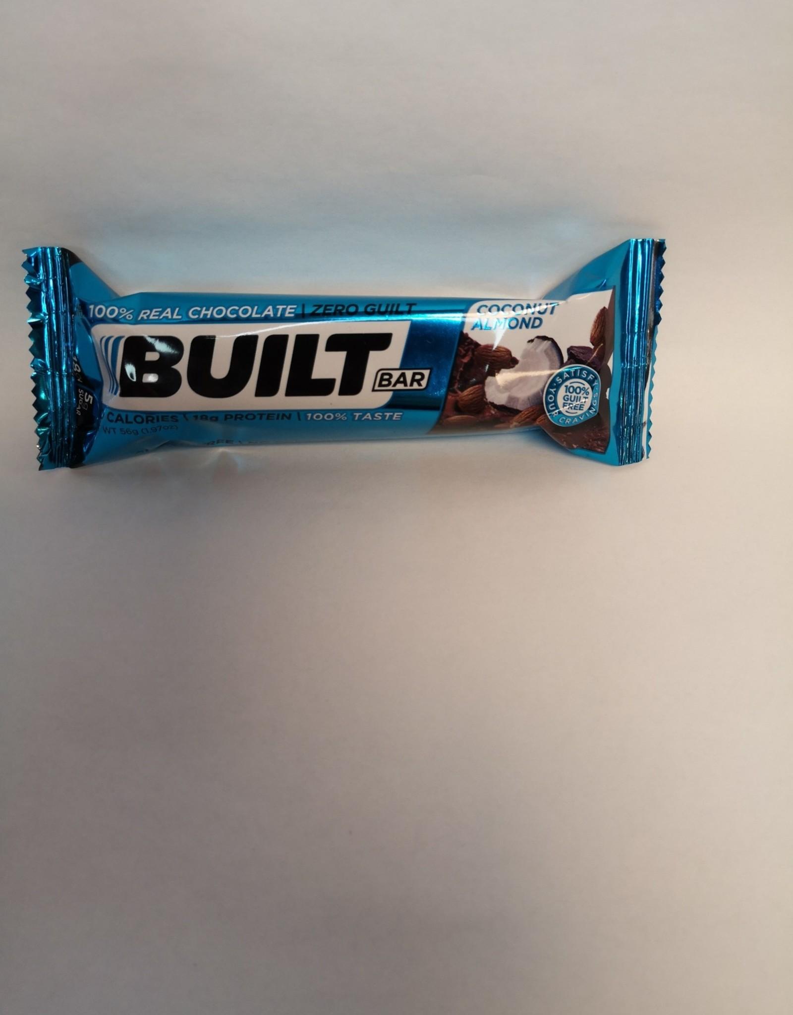 Built Bar Wholesale Built Bar - Protein Bar, Coconut Almond (56g)