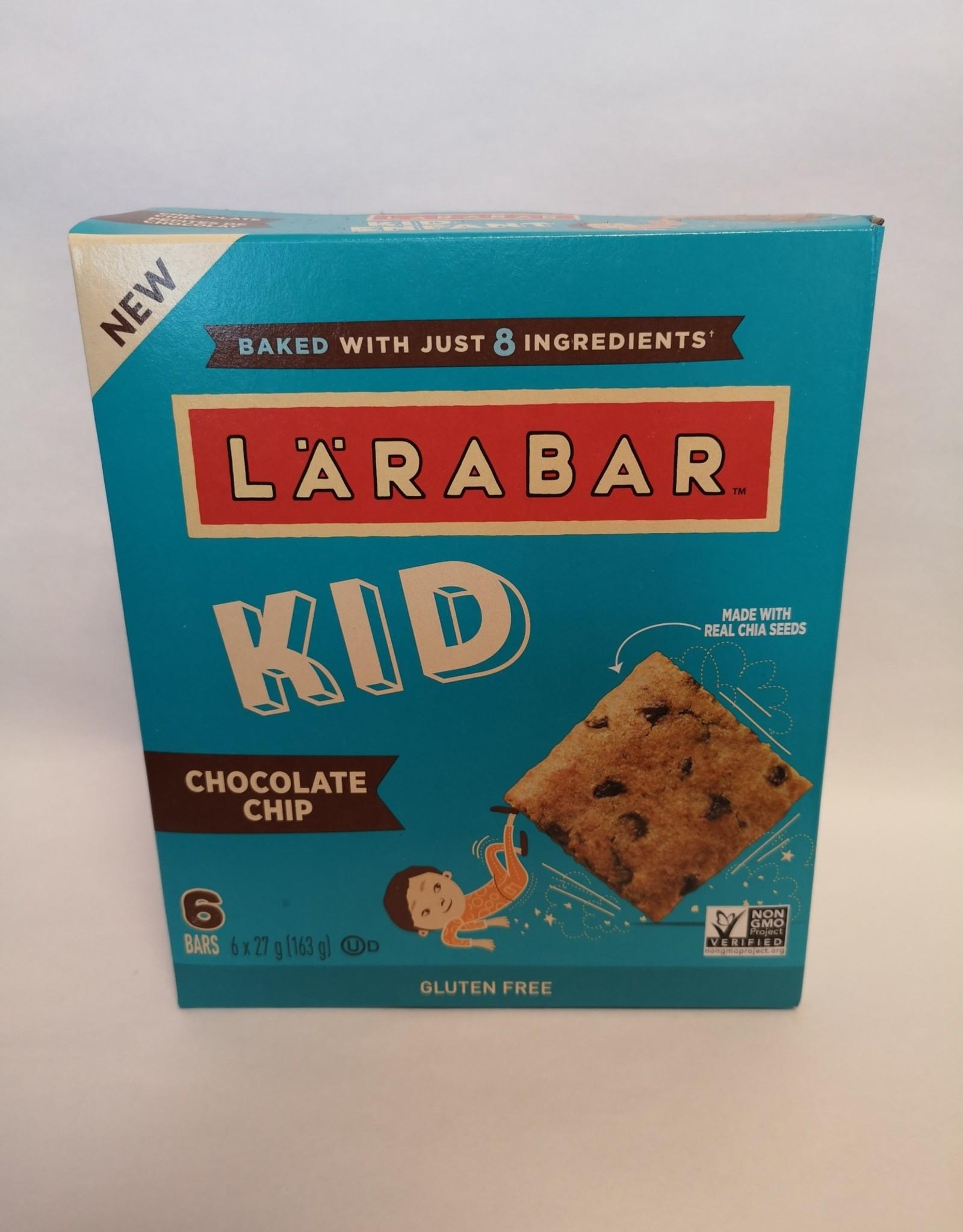 Larabar Larabar - Kids Chocolate Chip (6*27g)