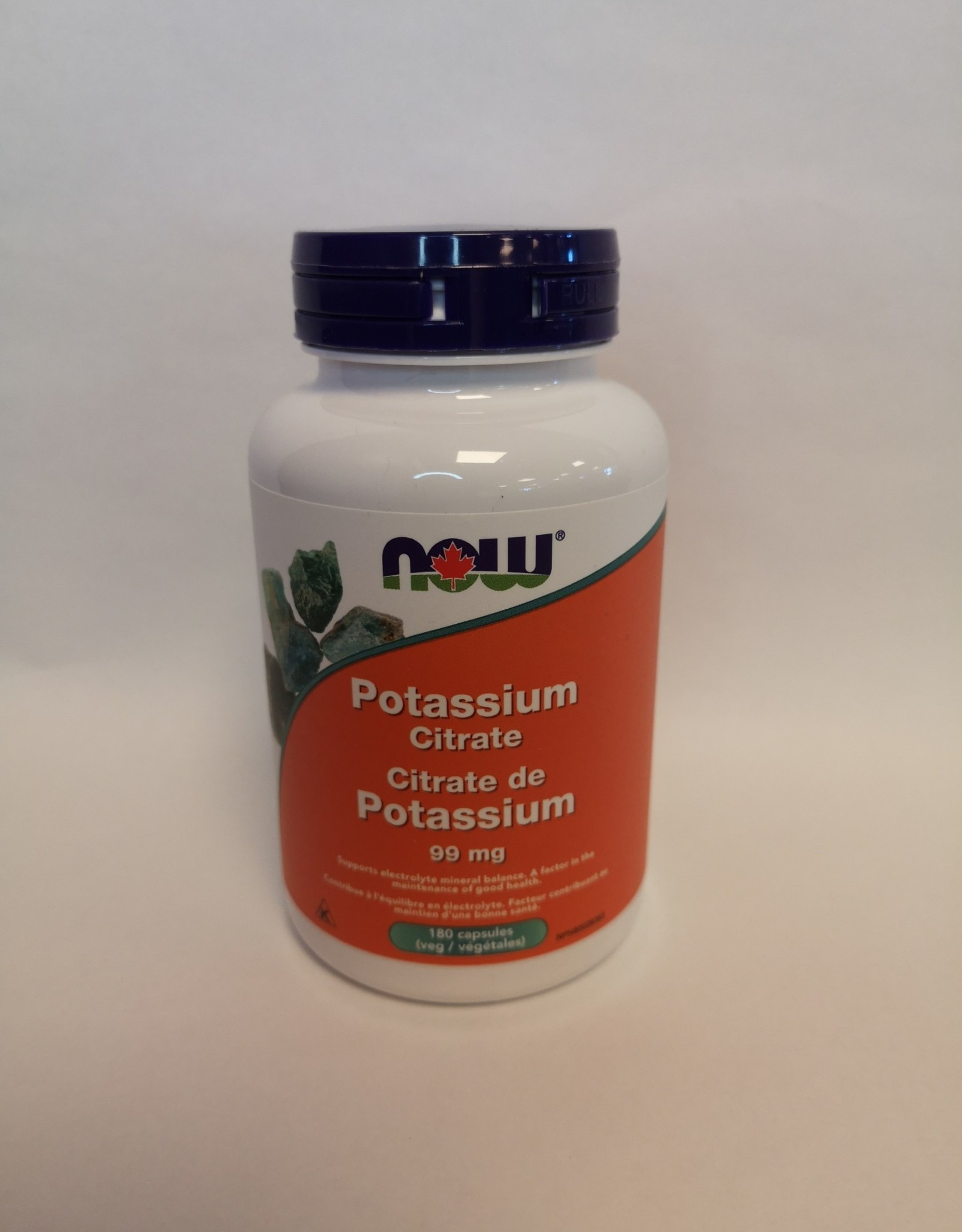 NOW Foods Now - Potassium Citrate (99mg)