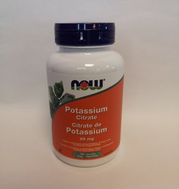 NOW Foods NOW Foods - Potassium Citrate (99mg)
