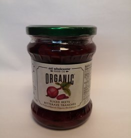 Eat Wholesome Eat Wholesome - Organic Pickled Sliced Beets (500ml)