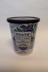 YOSO Yoso - Yoats Unsweetened Yogurt, Blueberry (440g)