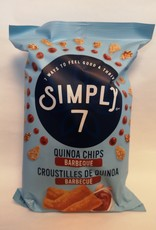 Simply 7 Simply 7 - Quinoa Chips, BBQ (99g)