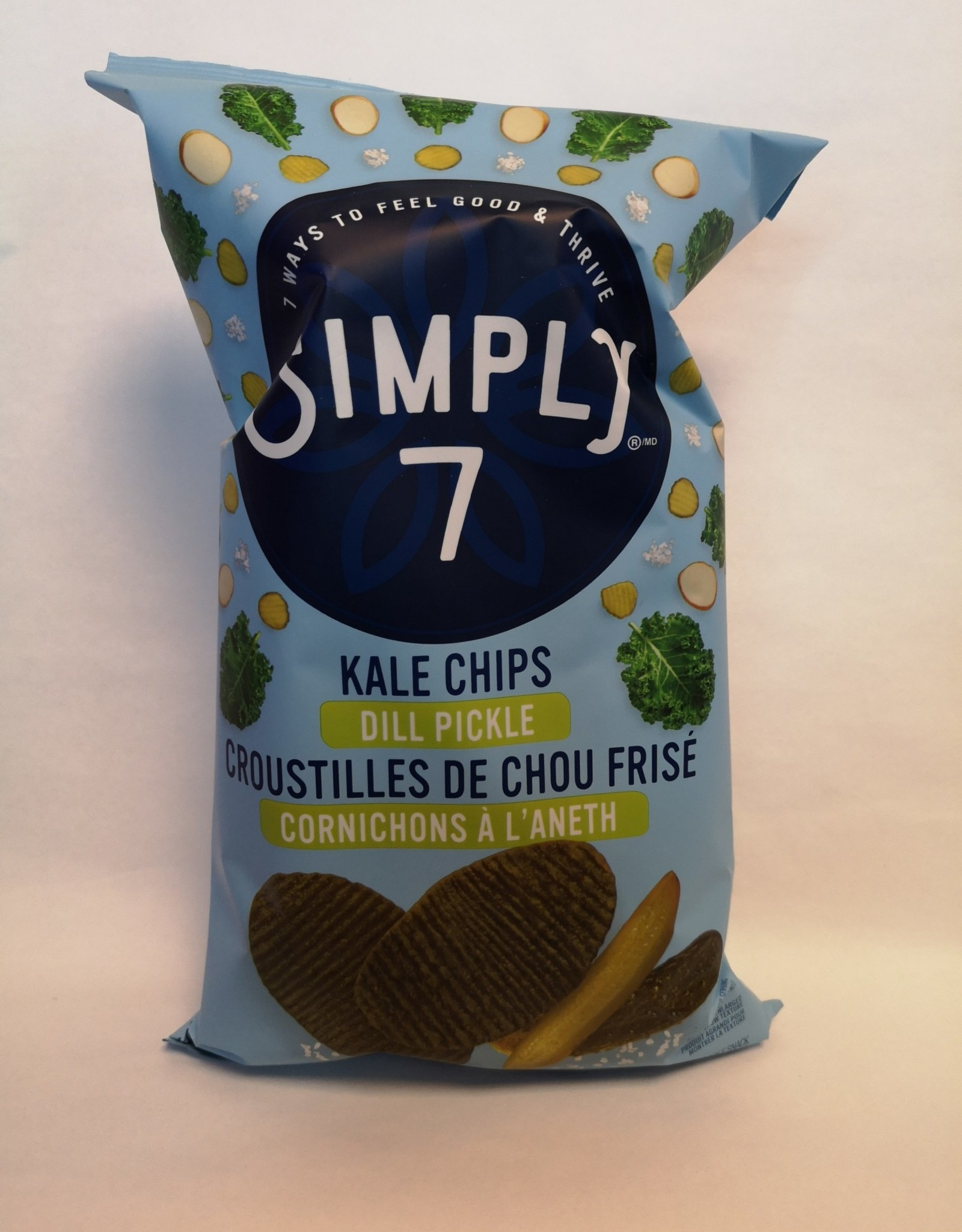 Simply 7 Simply 7 -  Kale Chips, Dill Pickle (99g)