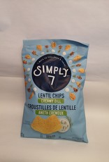 Simply 7 Simply 7 - Lentil Chips, Creamy Dill (99g)