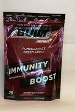 Built Bar Wholesale Built Bar - Built Boost Immune +, Pomegranate Apple (18 Ct) - CASE
