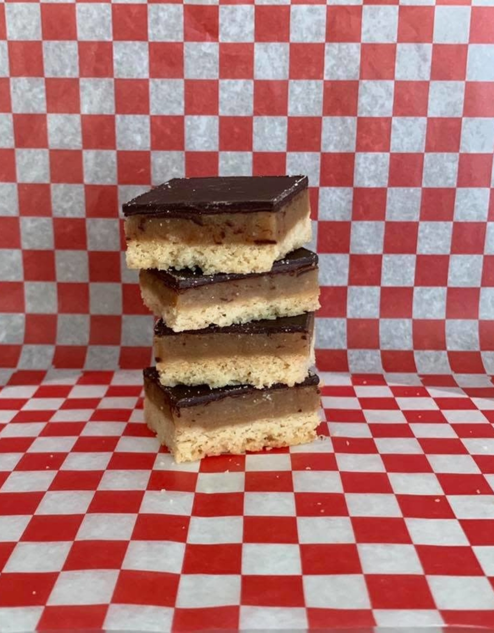 Mama Leila's Mama Leila's PB Caramel Shortbread
