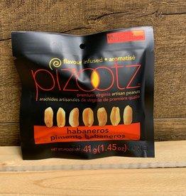 Pizootz Pizootz - Artisan Peanuts, Habanero