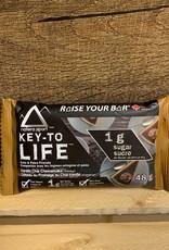 Key-To Life, Keto Bar, Vanilla Chai Cheesecake