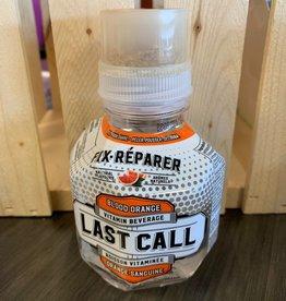 Last Call Last Call Vitamin Beverage, Blood Orange