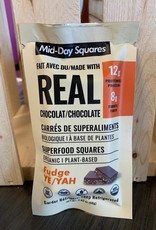 Acropolis Mid-Day Squares - Org Raw Superfood Squares, Fudge Yah