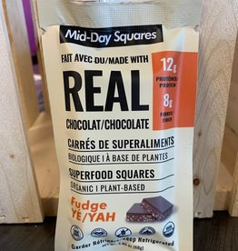 Acropolis Mid-Day Squares - Org Raw Superfood Squares, Fudge Yah