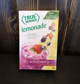 True Citrus True Citrus - True Lemon, Wildberry Limeade (10pk)