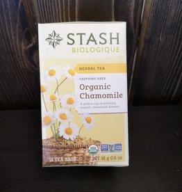 Stash Stash - Tea, Org Chamomile (18bg)