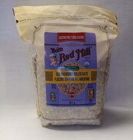 Bobs Red Mill Bobs Red Mill - Organic Rolled Oats, Regular (907g)