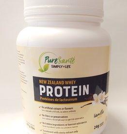 Pure Sante SFL - Whey Protein Powder, Vanilla (2 lbs)