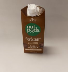 Nut Pods Nutpods - Unsweetened Dairy-Free Creamer, Classic Chocolate (330ml)