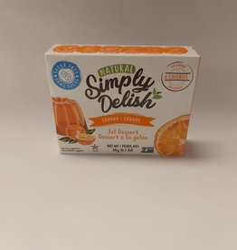 Simply Delish Simply Delish - Orange Jello (20g)