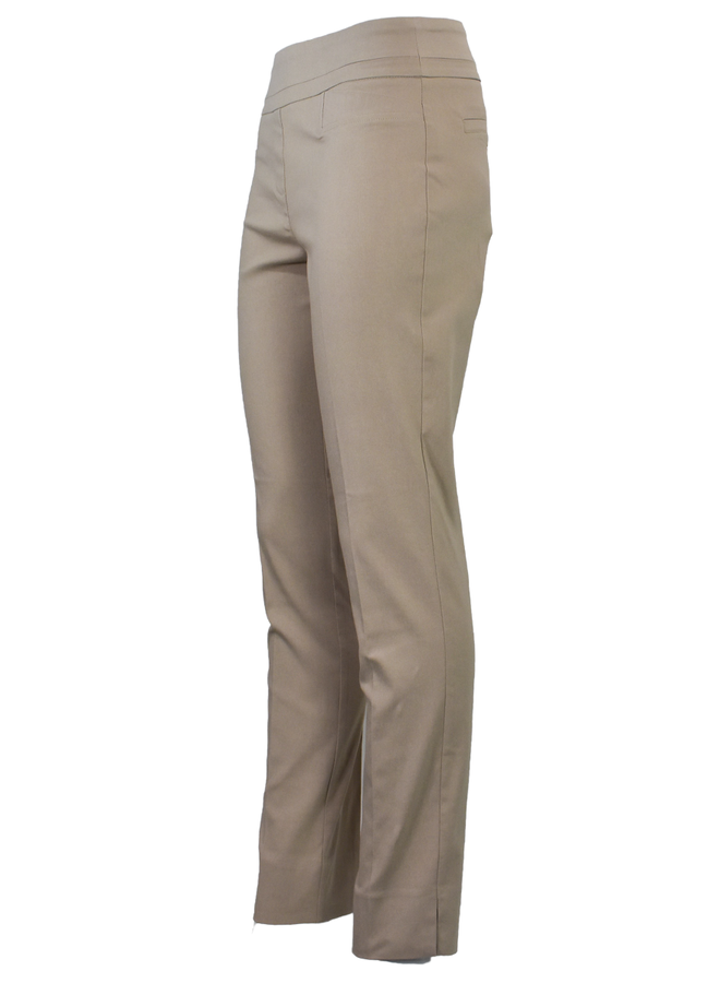 The Ankle Cigarette Magic Pant In Sand