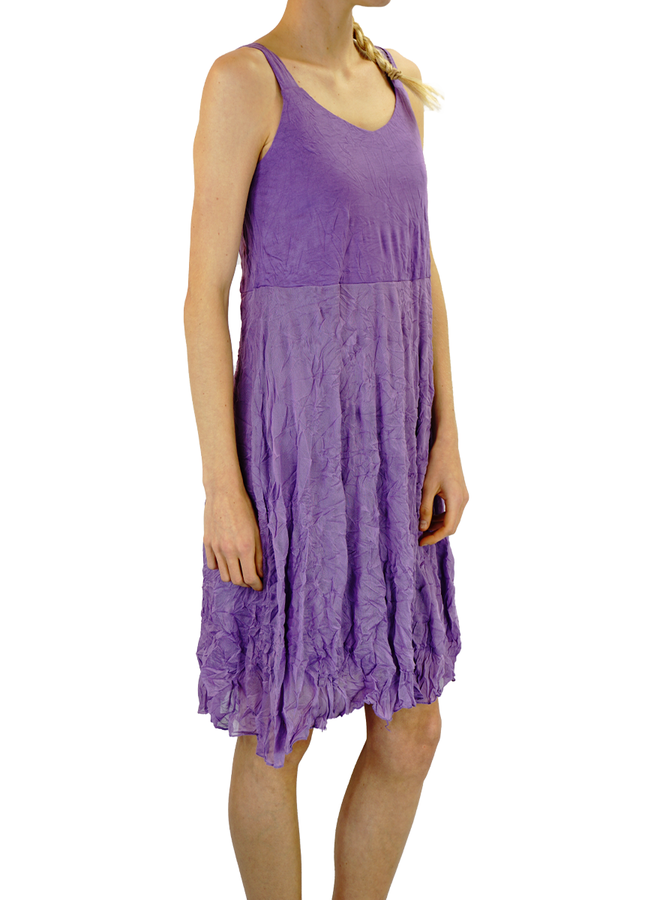 Comfy's Micky Dress In Violet
