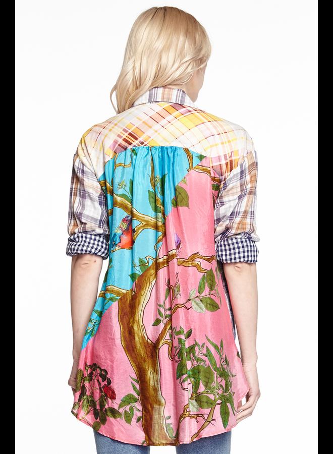 Aratta's Hibiscus Shirt