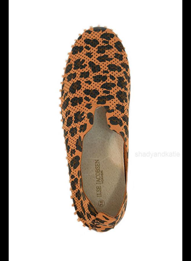Ilse Jacobsen Tulip in Chestnut Leopard