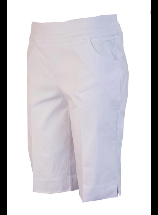 Renuar Magic Bermuda Shorts In White