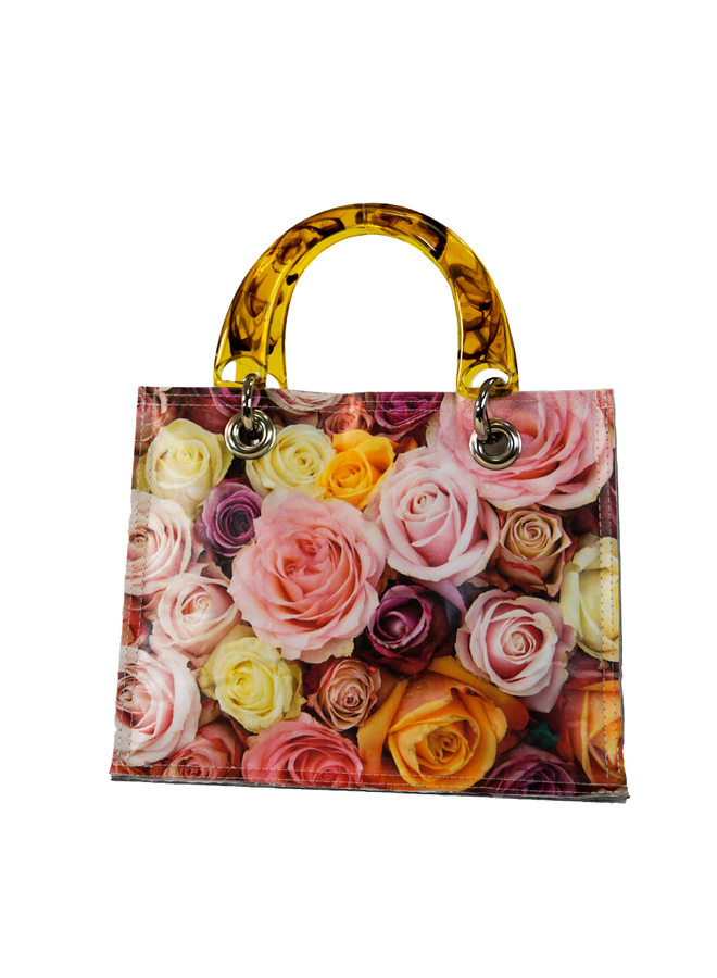 Couture Planet Coco In Flowers With Tortoise