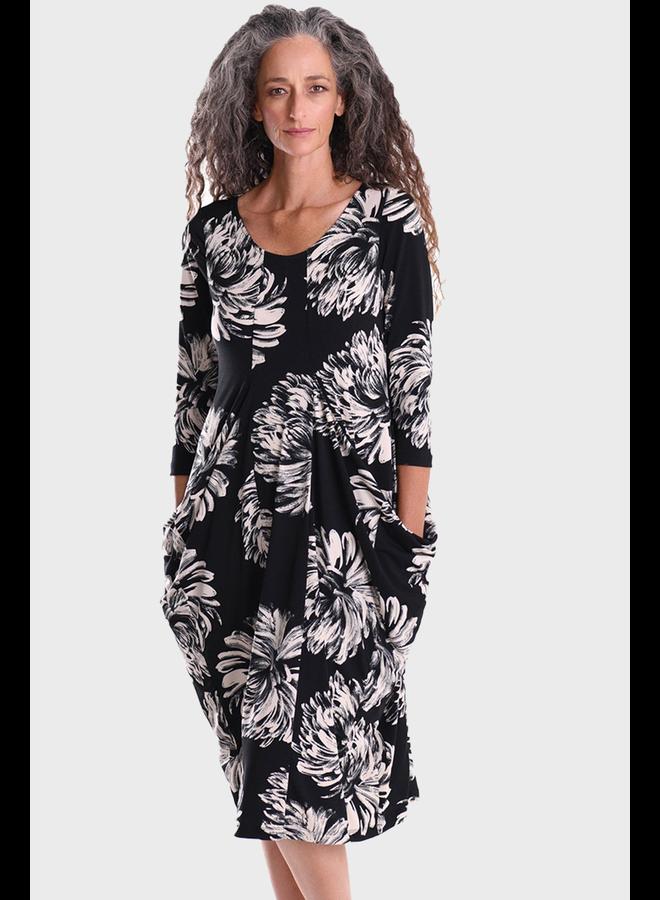 Alembika Dalia Fitted Scoop Dress