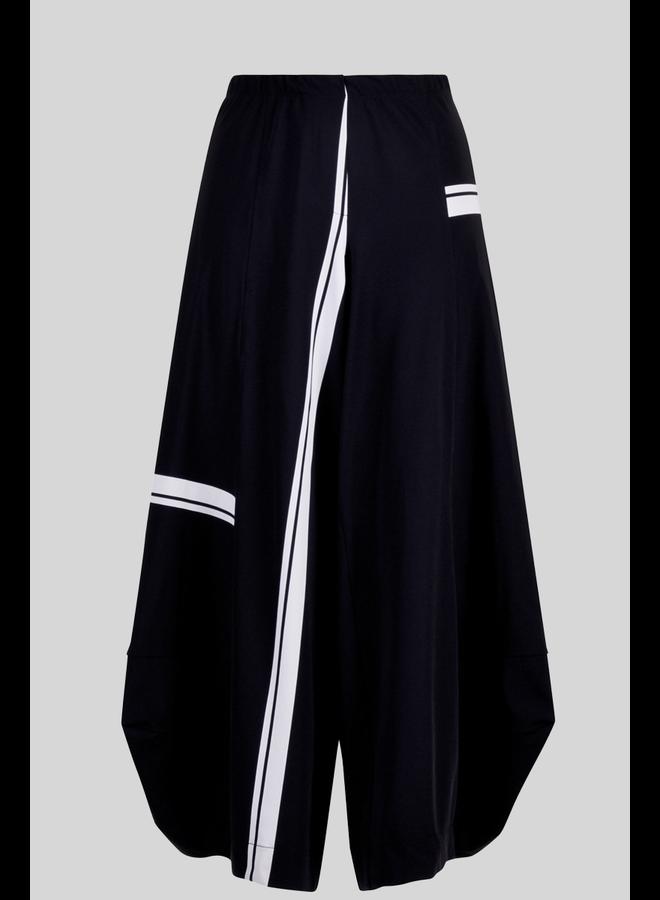 Alembika Tekbika Stripe Black Punto Pant