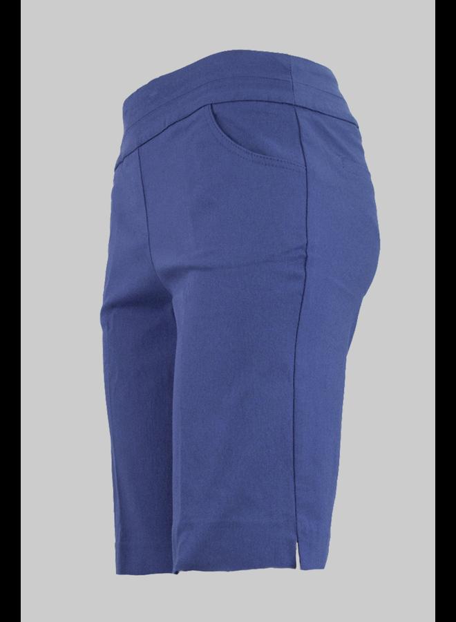 Renuar Magic Bermuda Shorts In Prussian Blue