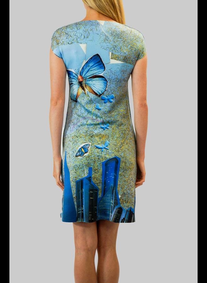 Animapop Reversible Fairys & Butterfly Dress