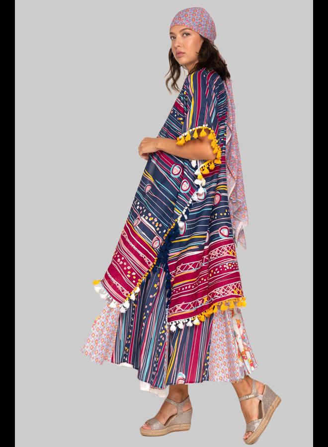 Greek Waters Kimono