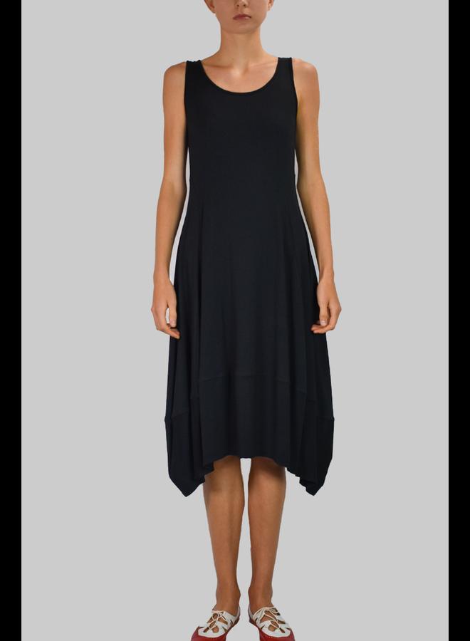 Comfy Lisa Dress In Black